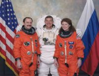 STS-101 Official NASA Crew Portrait #2